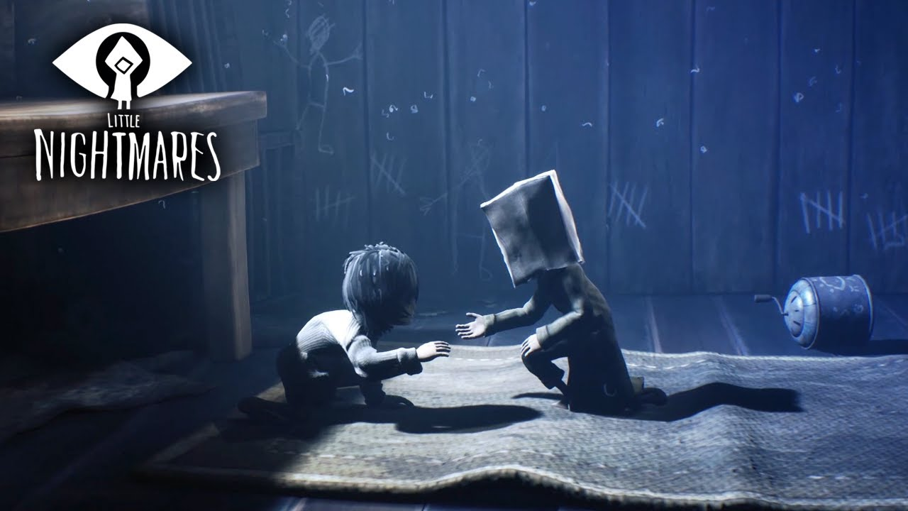LITTLE NIGHTMARES: CINEMATOGRAFÍA EN UN VIDEOJUEGO